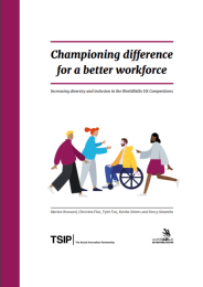 Championing difference for a better workforce